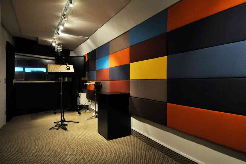 ... Our Record Rooms And Our Primary Dubbing Room. Equipped With Our  State Of The Art Digital Rhythmoband Software, It Features A Large Video  Monitor In The ...